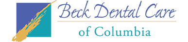 Beck Dental Care Columbia logo